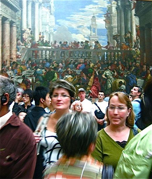 """Paolo Veronese, """"Le nozze di Cana"""""""