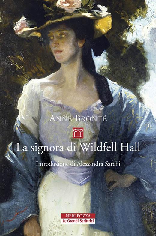 """La copertina de """"La signora di Wildfell Hall"""""""